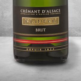 Crémant d'Alsace Brut Klipfel Magnum