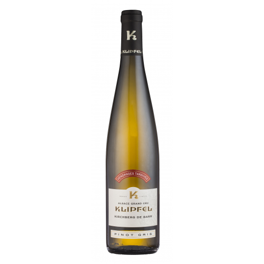 Pinot Gris Grand Cru Kirchberg de Barr Vendanges Tardives