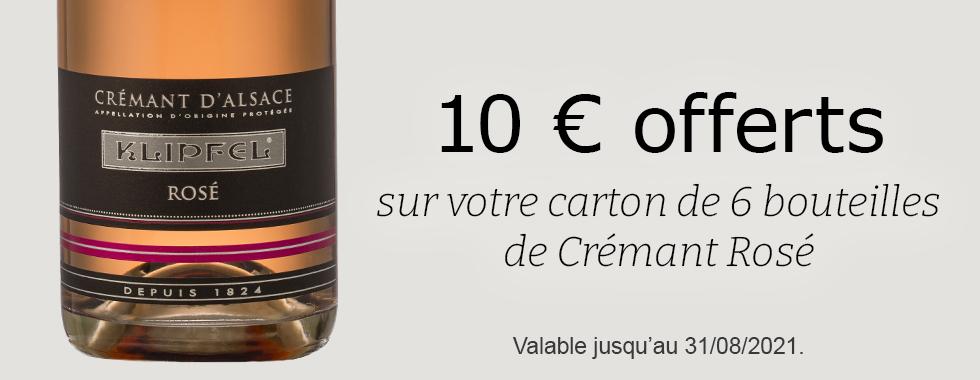 Offre Crémant
