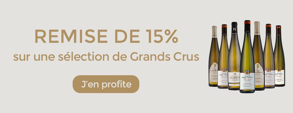 15% Grands Crus